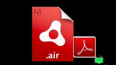 Photo of Adobe AIR  اجرای نرم افزار ساخته شده با Adobe AIR