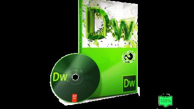 Photo of Adobe Dreamweaver CC 2017 نرم افزار طراحی صفحات وب