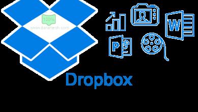 Photo of Dropbox v43.4.49 نرم افزار به اشتراک گذاری و ذخیره سازی اطلاعات در اینترنت