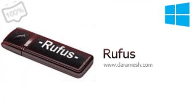 Photo of Rufus 3.8.1580 + Portable ساخت USB جهت نصب ویندوز