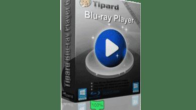 Photo of Tipard Blu-ray Player 6.2.10 Win/Mac + Portable پخش فیلم های بلوری
