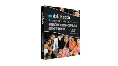 Photo of dslrBooth Photo Booth Software 5.22.1506.1 Professional نرمافزار  ویرایش تصاویر