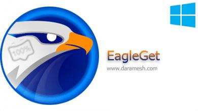 Photo of دانلود نرم افزار قدرتمند مدیریت دانلود _ EagleGet v2.1.6.20+Portable