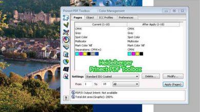Photo of Heidelberger Prinect PDF Toolbox 2018 v18 x64 دانلود جعبه ابزار کامل مدیریت، ویرایش و شخصیسازی فایلهای پیدیاف