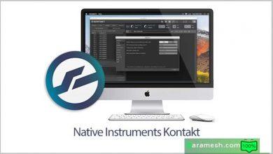 Photo of Native Instruments Kontakt 5 v5.8.0 MacOSX – دانلود نرم افزار آهنگسازی کانتکت برای مک