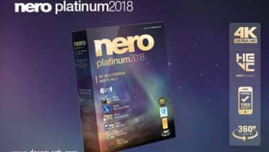Photo of Nero 2018 Platinum Suite v19.0.10200 + Content Pack – مجموعه ابزارهای نرو