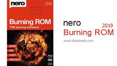Photo of دانلود Nero Burning ROM 2019 v20.0.2014 – (نرم افزار رایت و کپی انواع سی دی و دی وی دی)