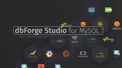 Photo of دانلود dbForge Studio for MySQL Enterprise v7.3.148 – نرم افزار جامع توسعه و مدیریت دیتابیس های مای اس کیو ال