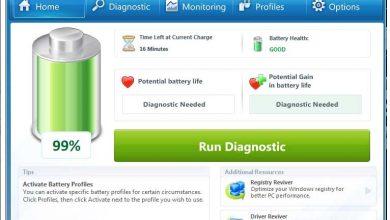 Photo of Battery Optimizer 3.1.0.8 بهینه سازی خودکار باتری لپ تاپ
