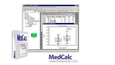 Photo of دانلود MedCalc v14.8.1 x86 + v13.3.3 x64 – نرم افزار انجام محاسبات آماری در علوم طبیعی