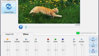 Photo of Program4Pc GIF to Flash Converter 4.0 تبدیل فایل های GIF به فرمت فلش