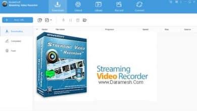 Photo of دانلود Apowersoft Streaming Video Recorder v6.2.2 Build 08.08.2017 – نرم افزار ضبط فایل های ویدئویی از استریم ها و سایت های اشتراک ویدئو