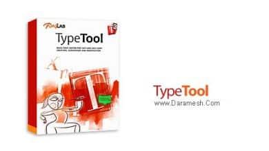 Photo of دانلود TypeTool v3.1.2 build 4868 – نرم افزار ساخت و ویرایش انواع فونت