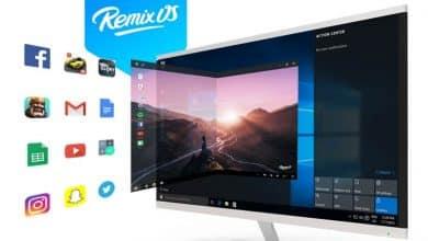 Photo of Remix OS Player 1.0.110 شبیه ساز اندروید در ویندوز