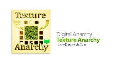 Photo of دانلود Digital Anarchy Texture Anarchy v1.2.4 for Adobe Photoshop – پلاگین ایجاد بافت و بردر برای فتوشاپ