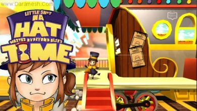 Photo of دانلود A Hat in Time + Update v20180528-CODEX – بازی هت این تایم