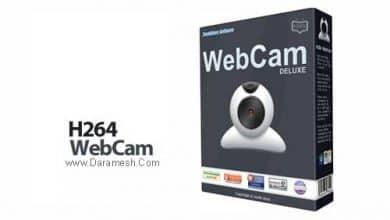 Photo of H264 WebCam Deluxe / Exalted 4.0 کنترل و نظارت با دوربین از راه دور