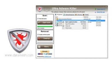 Photo of دانلود Ultra Adware Killer نرم افزار حذف برنامه های تبلیغاتی مزاحم