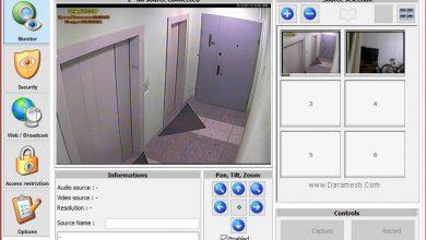 Photo of Webcam 7 Pro 1.5.3.0 مدیریت وب کم