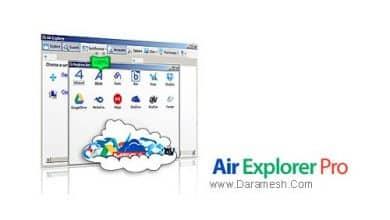 Photo of Air Explorer Pro v2.1.1 مدیریت فایل ها در سرویس دهنده های ابری