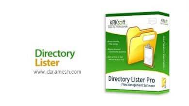 Photo of Directory Lister Pro 2.29 Enterprise لیست کردن محتویات فولدر