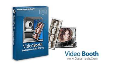 Photo of دانلود Video Booth Pro v2.8.0.2 – نرم افزار افزودن افکت های جالب و خنده دار به عکس های وب کم