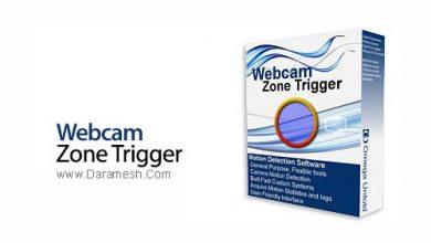 Photo of دانلود Webcam Zone Trigger v3.403 – نرم افزار نظارت بر دوربین برای تشخیص حرکت