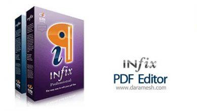 Photo of دانلود Infix PDF Editor Pro v7.2.8 – نرم افزار ویرایش اسناد متنی و پی دی اف