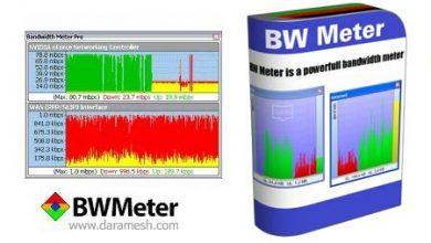 Photo of دانلود نرم افزار  BWMeter 7.7.1 کنترل و مدیریت حجم مصرفی اینترنت