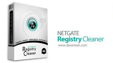 Photo of دانلود NETGATE Registry Cleaner v18.0.140 نرم افزار بهینه ساز رجیستری