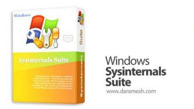 Photo of دانلود Windows Sysinternals Suite 2018.06.01 نرم افزار عیب یابی و رفع مشکلات ویندوز