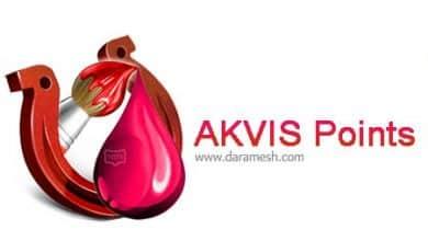 Photo of دانلود  AKVIS Points v4 پلاگین نقطه چین کردن تصاویر در فتوشاپ