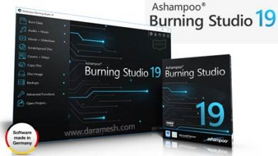 Photo of دانلود Ashampoo Burning Studio 19.0.2.7 نرم افزار رایت CD/DVD