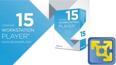 Photo of دانلود  VMware Workstation Player 15.0 نرم افزار مجازی ساز