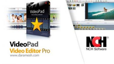Photo of دانلود  VideoPad Video Editor Professional 6.22 ویرایش فیلم و کلیپ