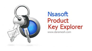 Photo of دانلود Nsasoft Product Key Explorer v4.1.6.0 – نرم افزار دستیابی به شماره سریال نرم افزارهای نصب شده