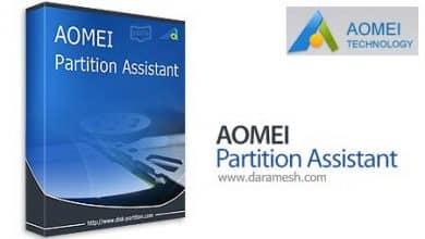 Photo of دانلود AOMEI Partition Assistant 7.5 مدیریت هارد دیسک و پارتیشن ها