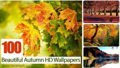 Photo of دانلود مجموعه والپیپرهای پاییزی Beautiful Autumn HD Wallpapers