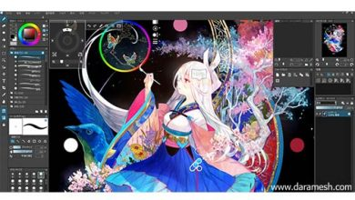 Photo of دانلود  OpenCanvas 7.0.18 طراحی و نقاشی تصاویر