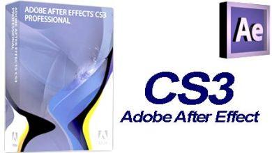 Photo of دانلود Adobe After Effects CS3 Professional میکس و مونتاژ حرفه ای فیلم