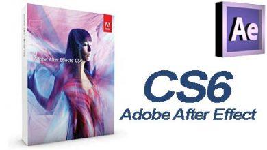 Photo of دانلود Adobe After Effects CS6 Professional میکس و مونتاژ حرفه ای فیلم