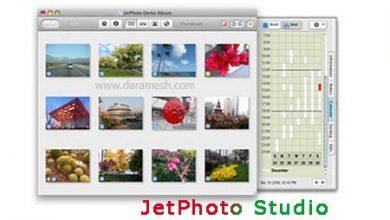 Photo of دانلود JetPhoto Studio 4.15.1 مدیریت تصاویر