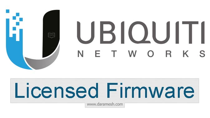 Licensed Firmware For UBNT