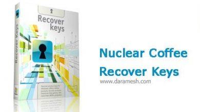 Photo of دانلود Nuclear Coffee Recover Keys 11.0.4.229 نمایش سریال نرم افزار