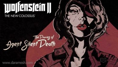 Photo of دانلود بازی Wolfenstein II: The Diaries of Agent Silent Death ولفنشتاین 2