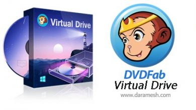 Photo of دانلود  DVDFab Virtual Drive 1.5.1.1 ساخت آسان درایو مجازی