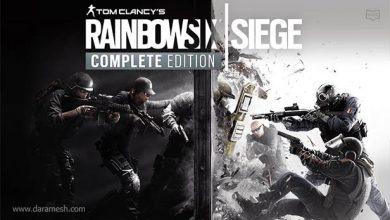 Photo of دانلود Tom Clancy's Rainbow Six: Siege Complete Edition بازی در بند محاصره (نسخه کامل)