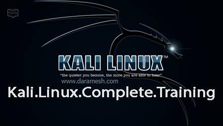 Kali.Linux_.Complete.Training