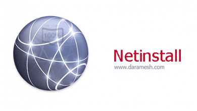 Photo of دانلود نرم افزار  6.45.1 Netinstall برای میکروتیک