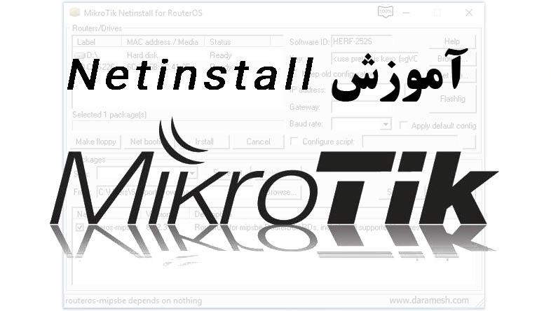 Netinstall Learning